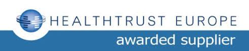 Healthtrust Europe Awarded- Logo