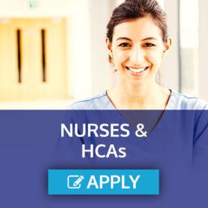 Nurses & HCA's