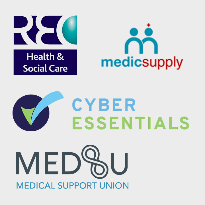 Provide Medical Affiliations and Associations - REC - MEDSU - MedicSupply - Cyber Essentials